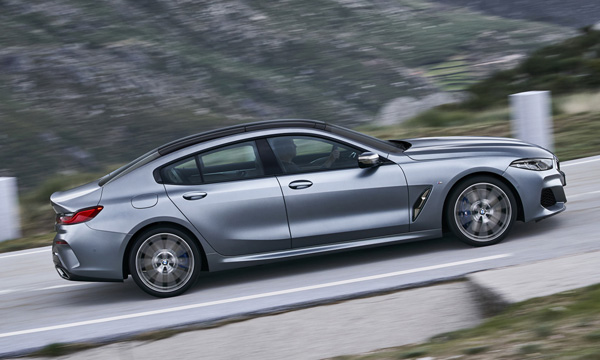 BMW 8-Series Gran Coupe 2020