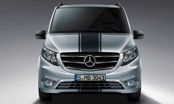 Mercedes-Benz Vito แต่ง VIP