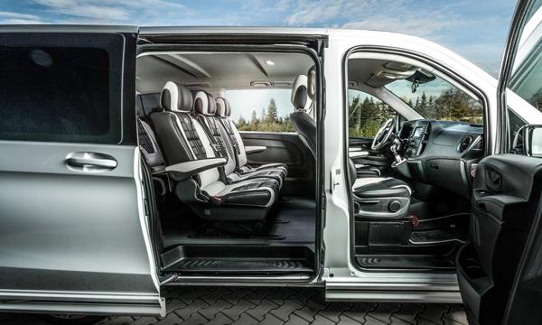ชุดแต่ง Benz Vito จาก Carlex Design