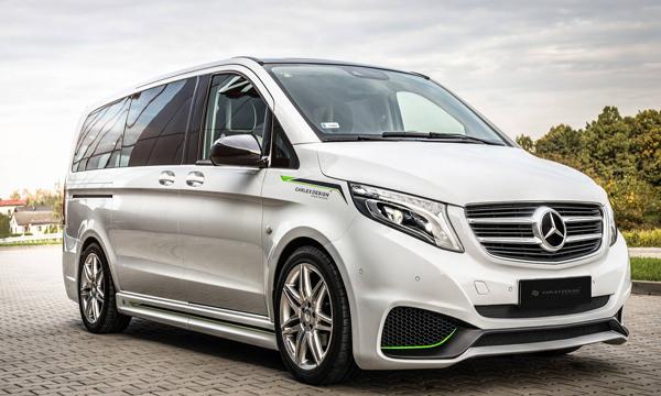 Mercedes-Benz Vito กับชุดแต่งจาก Carlex Design