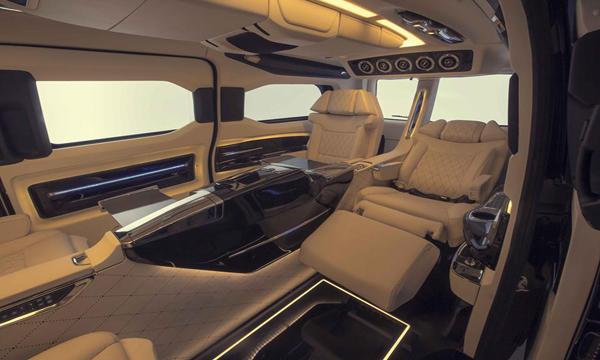 Mercedes-Benz Vito กับชุดแต่งจาก DC Design