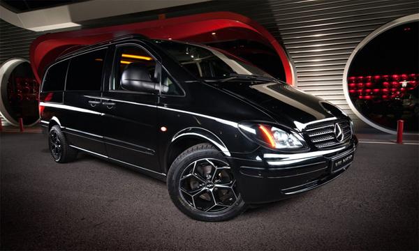 Mercedes-Benz Vito กับชุดแต่งจาก Vilner