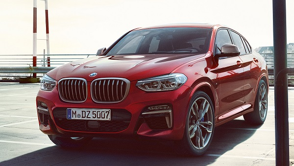 ALL NEW BMW X4 2019