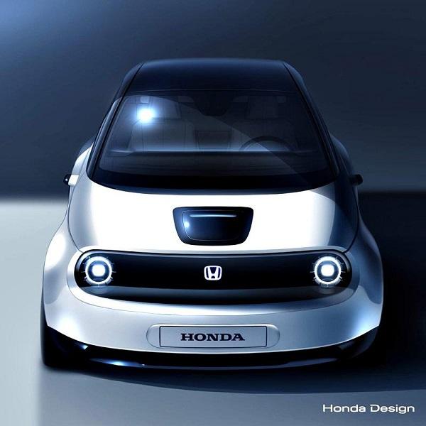 รถต้นแบบ Honda Urban EV Concept