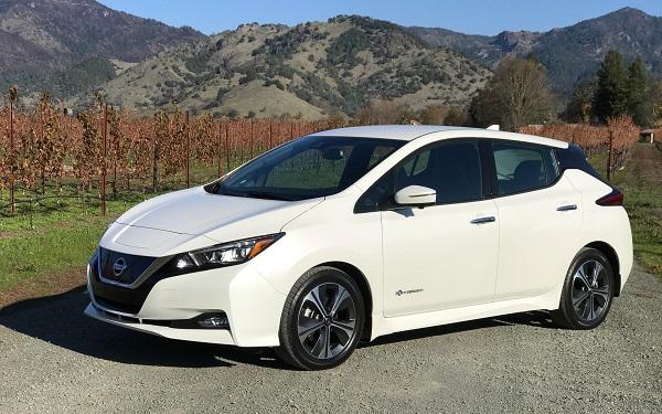 NEW Nissan LEAF รถยนต์ไฟฟ้าล้วน Full EV 100%
