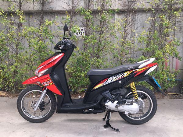 Honda Click มือสอง ปี 2007
