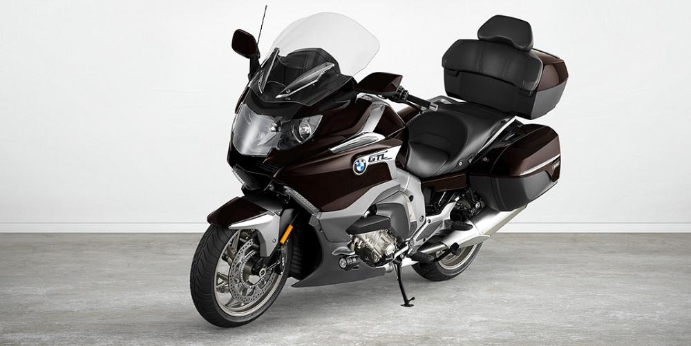 BMW K 1600 GTL มอเตอร์ไซค์ทัวร์ริ่งที่มีความโดดเด่นเป็นเอกลักษณ์เฉพาะตัวด้วยความหรูหราในทุกมุมมอง