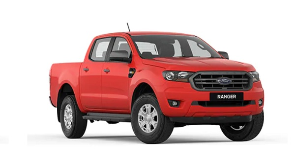 FORD RANGER DOUBLE CAB XLS