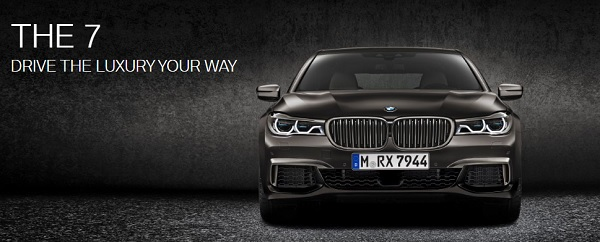 """ BMW มอบข้อเสนอสุดพิเศษ 2 ต่อ เมื่อจองและรับรถ BMW SERIES 7 ภายในเดือน กค. 62 นี้ เท่านั้น"""