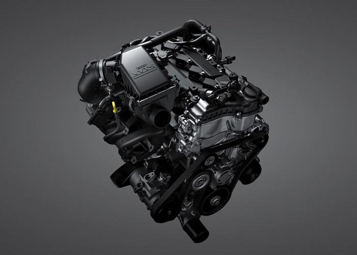 TOYOTA AVANZA 2019 – 2020 มาพร้อมกับเครื่องยนต์ Dual VVT-I ขนาด 1.5 ลิตร