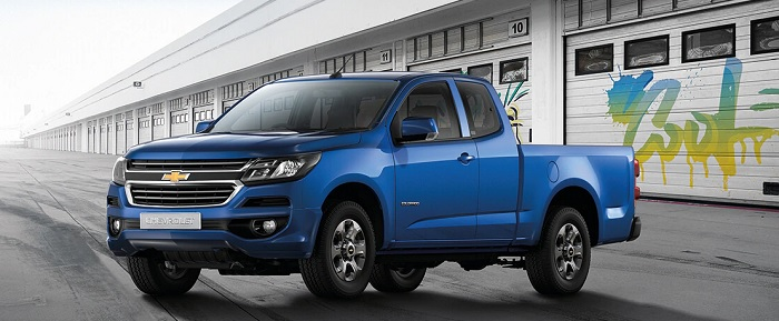 CHEVROLET COLORADO X-CAP LT