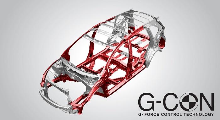โครงสร้างตัวถังนิรภัย G-Force Control