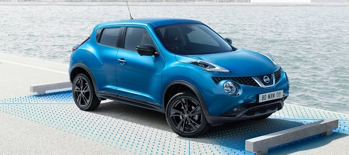 Nissan Juke 2019-2020
