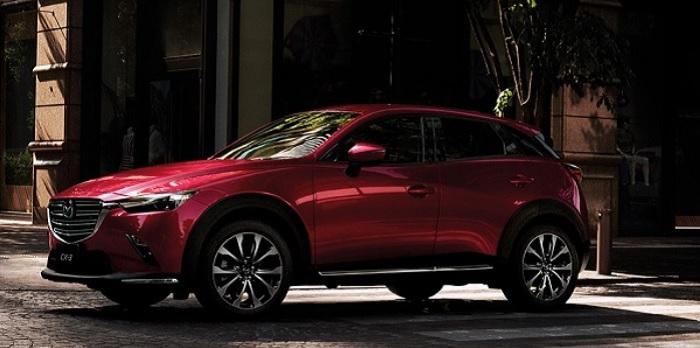 Mazda CX-3 2019 – 2020