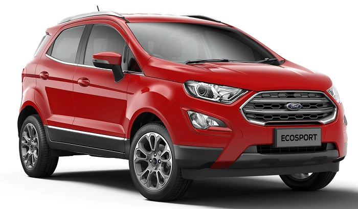 ALL NEW FORD ECOSPORT 2019 - 2020 รุ่น TITANIUN