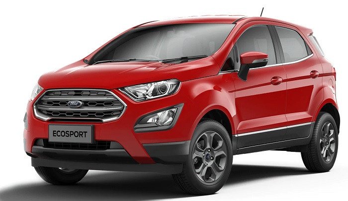 ALL NEW FORD ECOSPORT 2019 - 2020 รุ่น   ZETEC