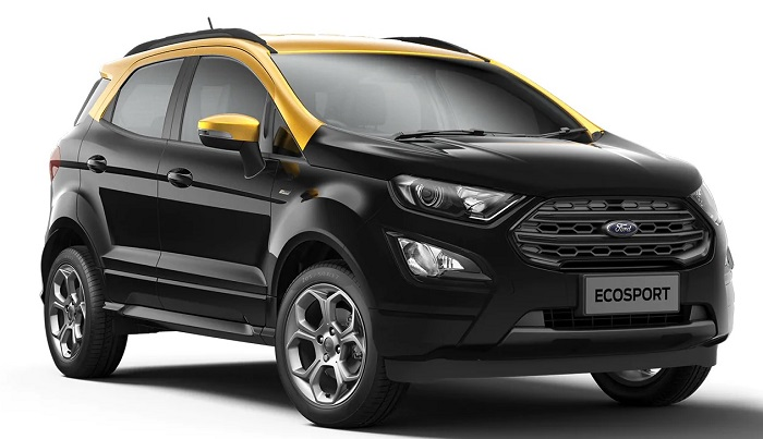 ALL NEW FORD ECOSPORT 2019 - 2020 รุ่น ST-Line Black with Luxe Yellow Roof