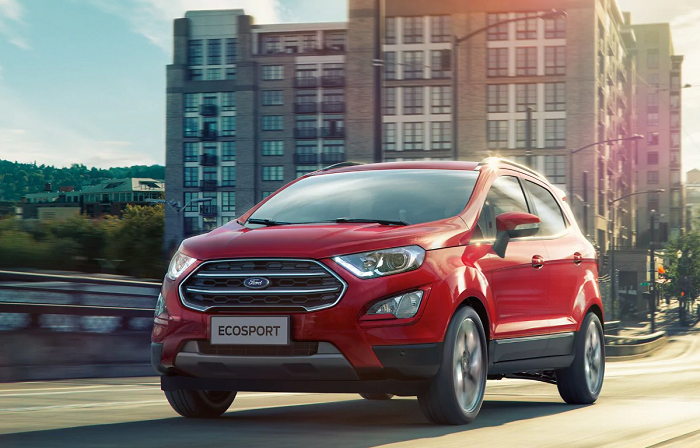 ALL NEW FORD ECOSPORT 2019- 2020