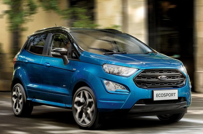 ALL NEW FORD ECOSPORT 2019 – 2020