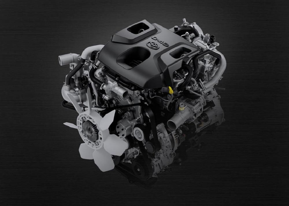 TOYOTA MAJESTY 2019-2020 มาพร้อมกับเครื่องยนต์ GD 2.8 ลิตร พร้อมรองรับน้ำมันดีเซล B20