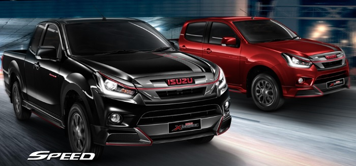 All New ISUZU D-MAX X-SERIES 2019-2020 รุ่น Speed