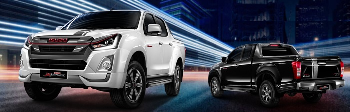 All New ISUZU D-MAX X-SERIES 2019-2020 รุ่น Hi-Lander