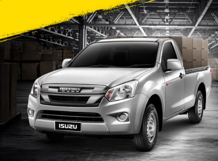 ISUZU D-MAX BLUE POWER SPARK 2019-2020