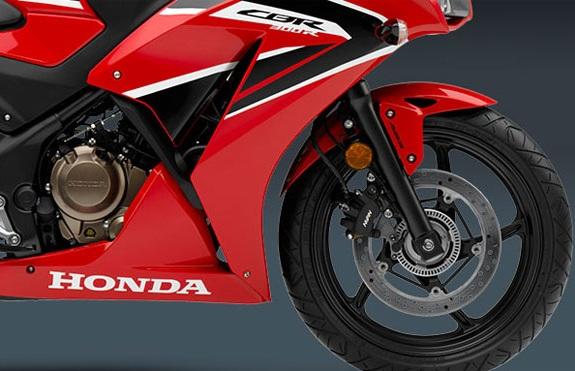 Honda CBR300R 2019