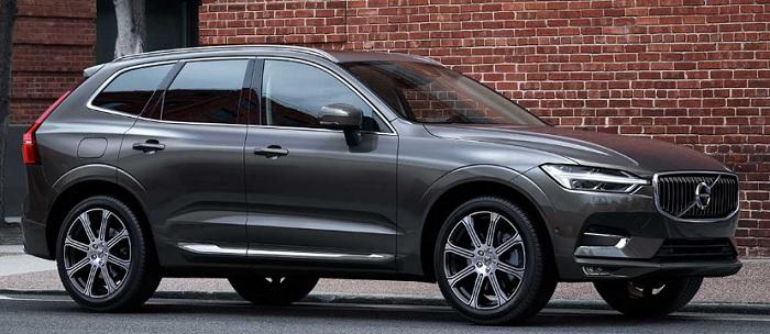 Volvo XC60 2019-2020