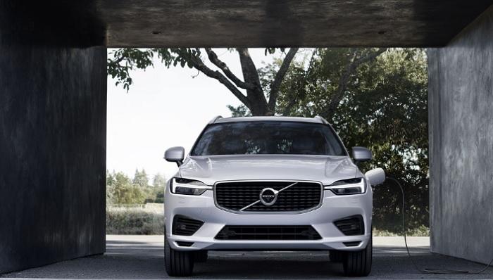 เครื่องยนต์ Volvo XC60 2019-2020