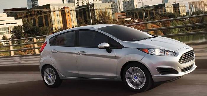 Ford Fiesta  2019-2020  มาพร้อมกับเครื่องยนต์ 1.6L Ti-VCT I-4