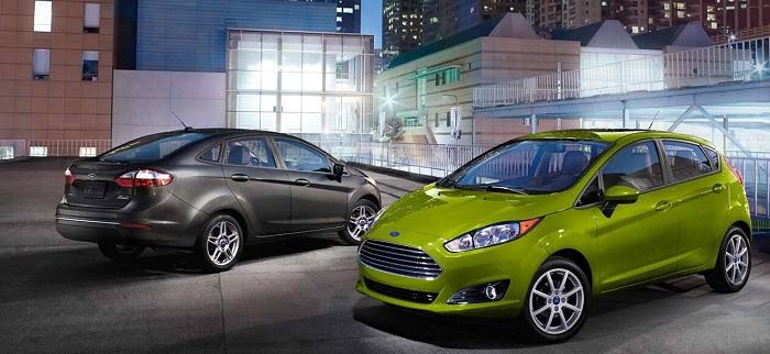 Ford Fiesta  2019-2020