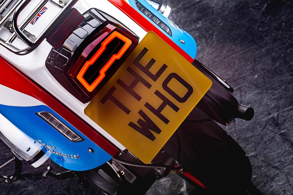 ราคาจำหน่าย Scomadi TT125i The Who Limited Edition ตั้งราคาไว้ที่ 139,000 บาท และ Scomadi TT125i The Who Limited Edition ราคา 199,000 บาท