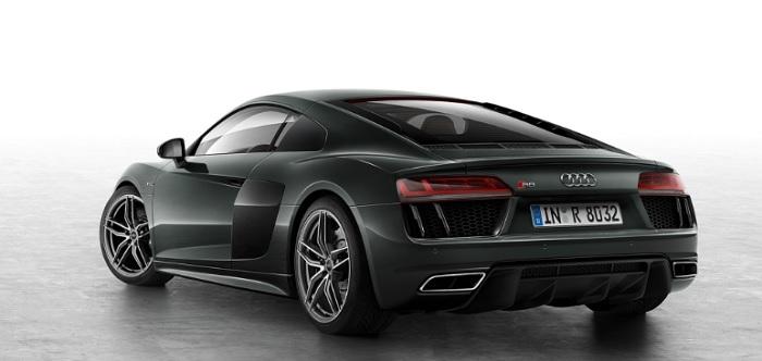 Audi R8 V10 2019-2020 มาพร้อมกับความหรูหราสไตล์สปอร์ตที่เป็นเอกลักษณ์เฉพาะตัว