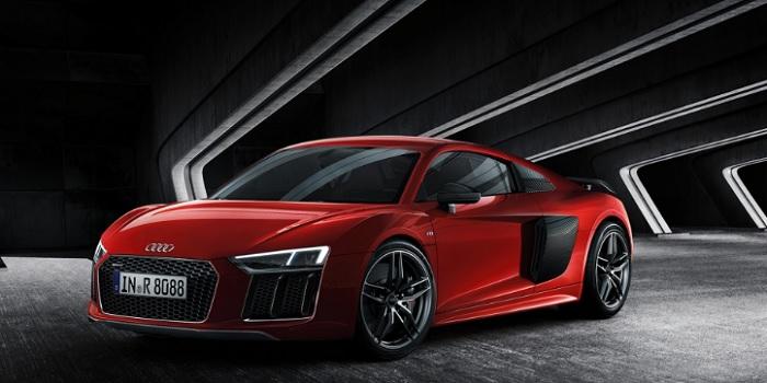 Audi R8 V10 2019-2020 สวยหรูดูทันสมัย และเพิ่มความดุดันให้มากขึ้น
