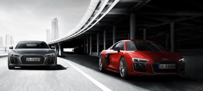 ระบบความปลอดภัย Audi R8 V10 2019-2020