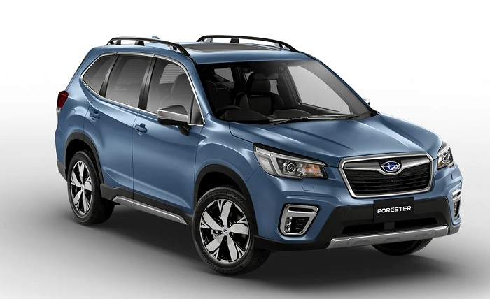 All new Subaru Forester 2019-2020