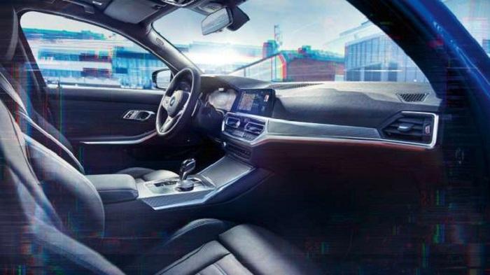 ภายในห้องโดยสาร The all-new BMW 3 Series 2019-2020  Sedan