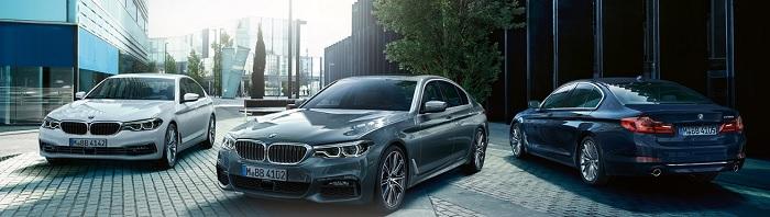 BMW 5-Series 2019-2020 Sedan