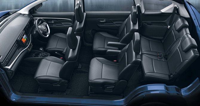 All-new Suzuki XL6