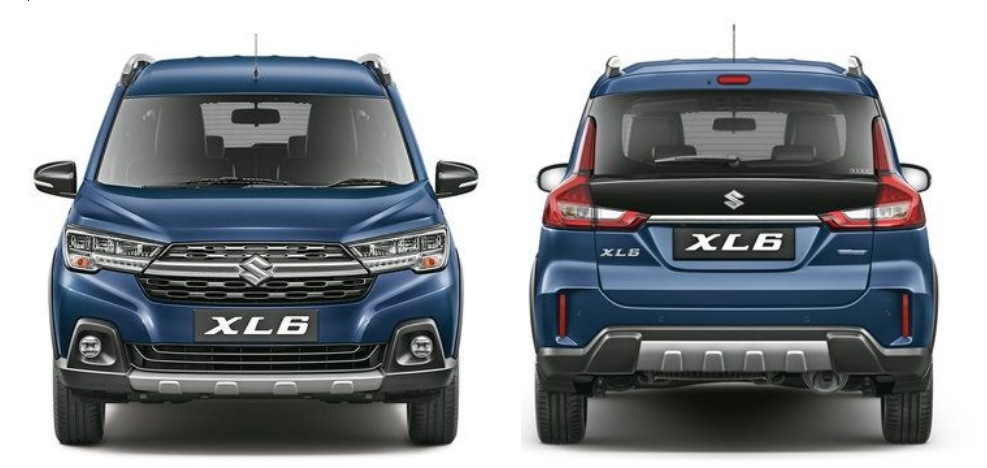 All-new Suzuki XL6