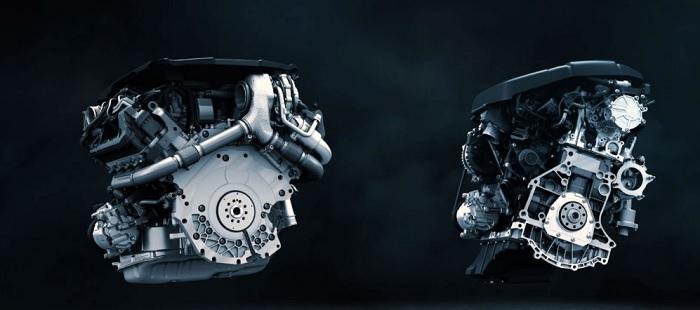 Audi A4 2019-2020 มาพร้อมกับเครื่องยนต์เทอร์โบชาร์จ 252 แรงม้า