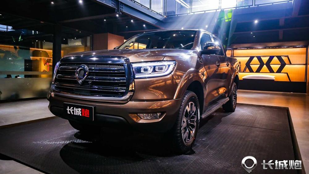 นอกจาก Great Wall Cannon 2020 จะเป็นรถกระบะคันโตสุดแล้ว แบรนด์ Great Wall ยังเป็นผู้ผลิตรถกระบะและส่งออกรายใหญ่สุดของจีน
