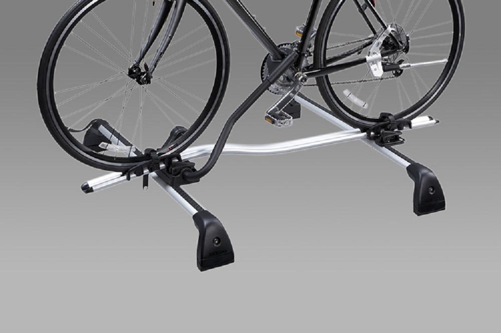 Bicycle Attachment (THULE) ชุดรางวางจักรยาน หมายเลขอะไหล่ : C807V4707B ราคาขาย (ไม่รวม VAT) 5,100 บาท *หากต้องการติดตั้งรางวางจักรยาน ต้องติดตั้งพร้อมกับรางสัมภาระบนหลังคา ชุดติดตั้งรางสัมภาระบนหลังคา ด้านคนขับ และด้านผู้โดยสาร
