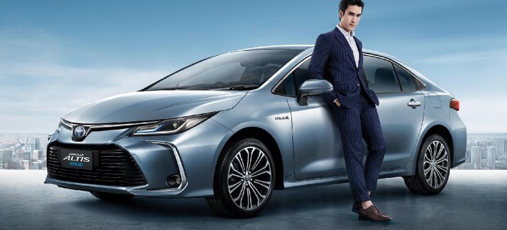 รเปิดตัวโตโยต้า Toyota Corolla Altis 2019 (All New Toyota Corolla Altis 2019) รถยนต์นั่งขนาดกลางยอดนิยมมาพร้อมแพลตฟอร์มแบบ TNGA (Toyota New Global Architecture) สถาปัตยกรรมการออกแบบที่เหนือชั้น มีให้เลือกถึง 3 ขุมพลังเครื่องยนต์