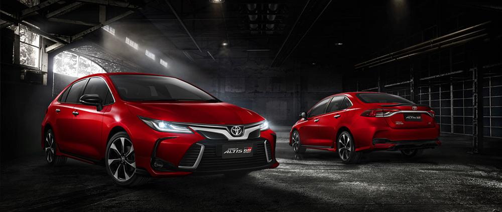 Toyota Corolla Altis GR Sport 2019 ราคา 999,000 บาท