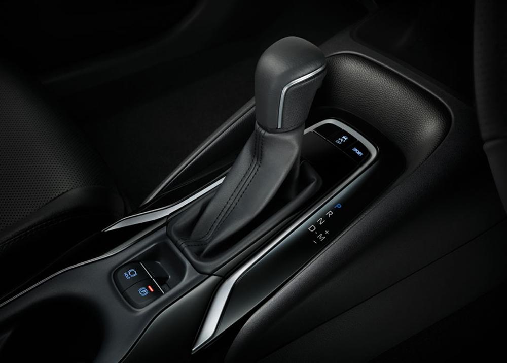 Gear SUPER CVT-i 7 Speed with Sequential Shift เกียร์อัตโนมัติ SUPER CVT-i 7 สปีด พร้อม Sequential Shift