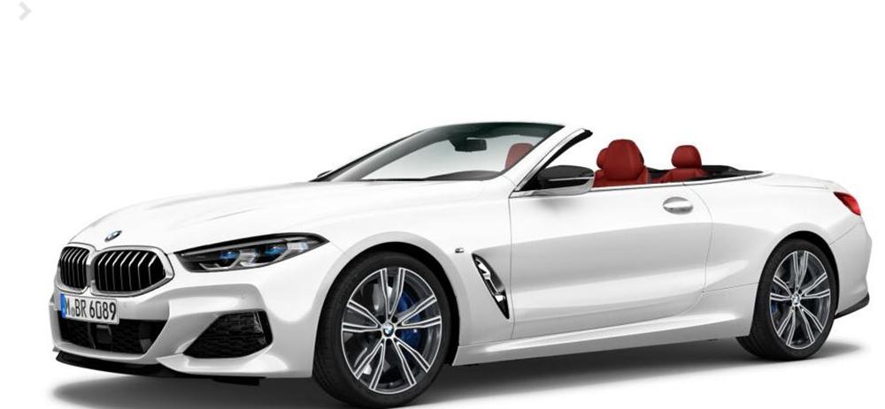 BMW 8 Series Convertible 2019 มีราคาจำหน่ายที่ 13,499,000 บาท