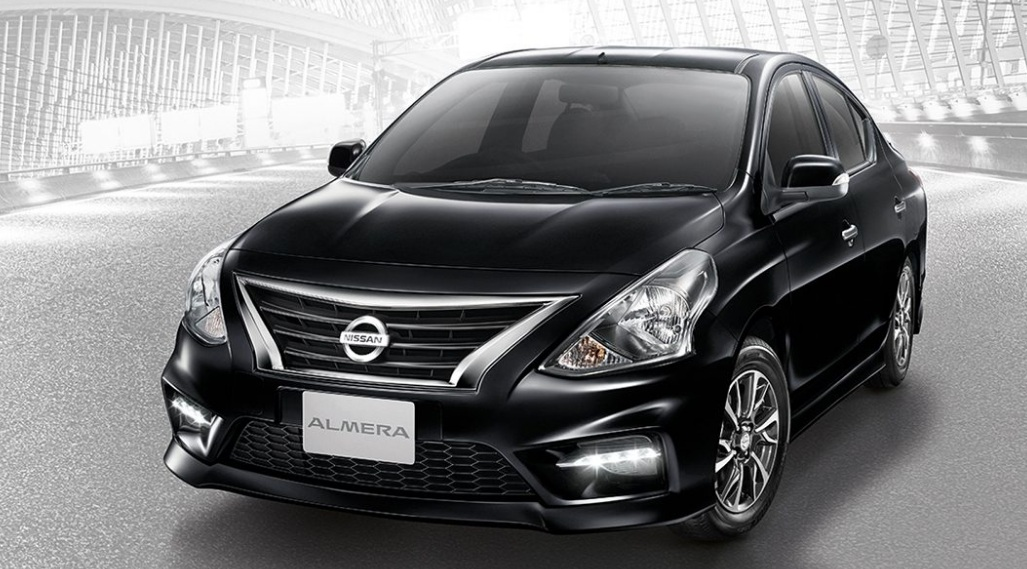 Nissan Almera สู่
