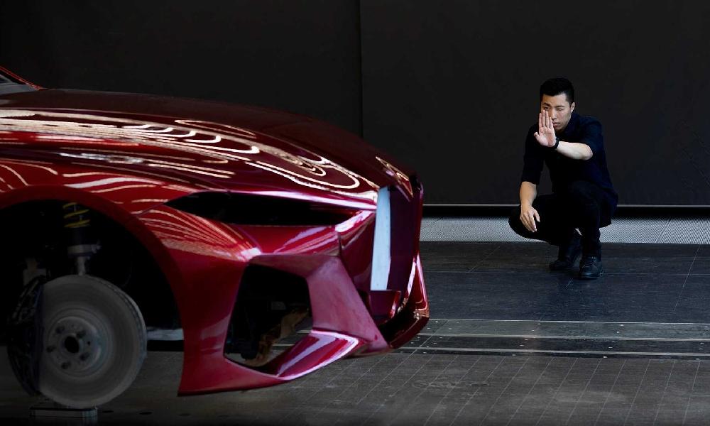 กระจังหน้า Kidney Grille ของ All-new BMW 4 Series 2020 คันจริงอาจไม่ Aggressive เท่า